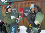 スキー旅行 in ウィスラー
