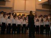 一般高校でのコーラスコンサート