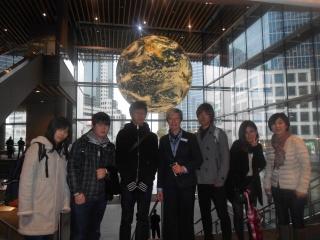 2014-11-21: コンベンションセンター