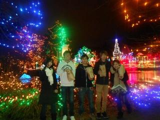 2014-12-11: クリスマスイルミネーション