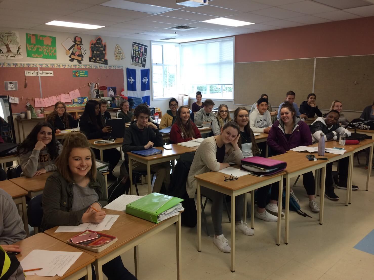 カナダ高校留学 サポート